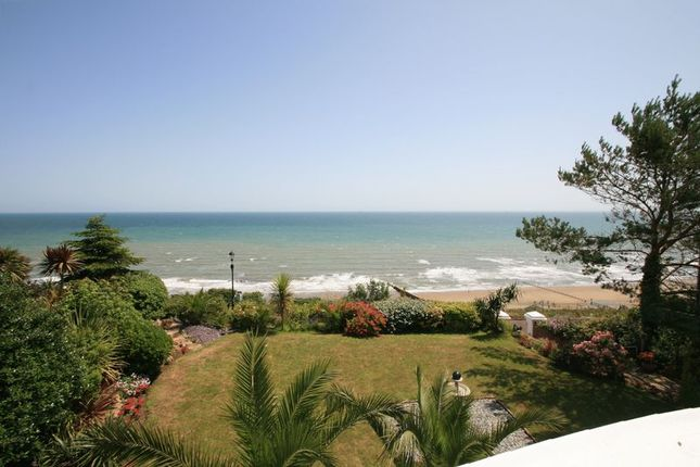 Thumbnail Detached house for sale in The White Villa, The Bay, Shanklin