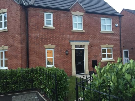 Thumbnail Semi-detached house to rent in Lady Lane, Audenshaw, Manchester, Greater Manchester
