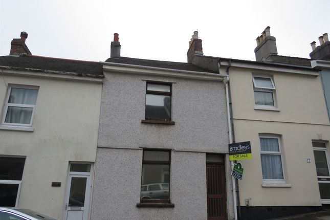 Thumbnail Terraced house for sale in Riga Terrace, Laira, Plymouth