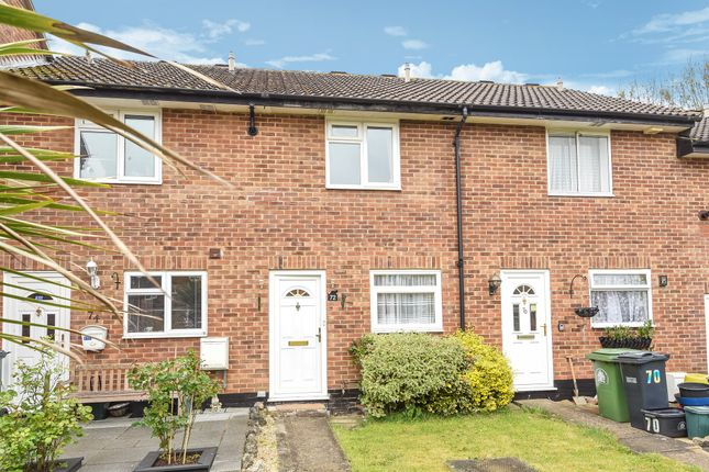Thumbnail Terraced house for sale in Spencer Way, Redhill