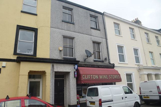 Thumbnail Terraced house for sale in Clifton Place, Plymouth