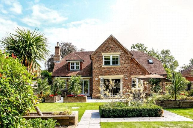 Thumbnail Detached house for sale in Greenwoods, Bramley