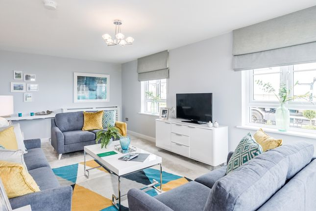"""Thumbnail Detached house for sale in """"Craigston"""" at Countesswells Park Road, Countesswells, Aberdeen"""