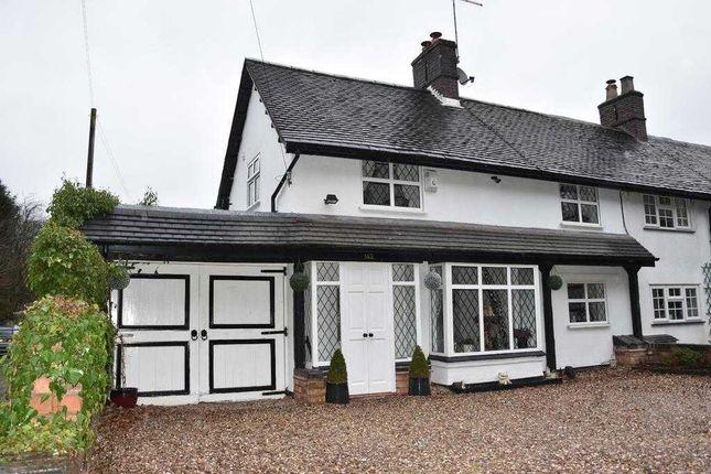 Thumbnail Semi-detached house for sale in Aldridge Road, Little Aston, Sutton Coldfield
