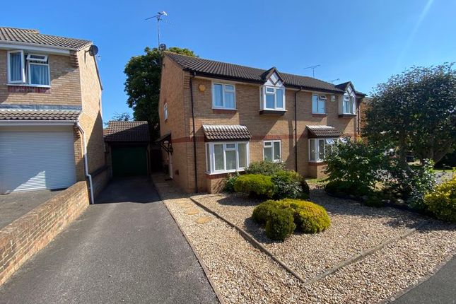 Thumbnail Semi-detached house to rent in Medway Close, Taunton