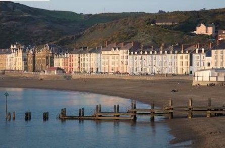 Thumbnail Flat for sale in 56, Aberystwyth