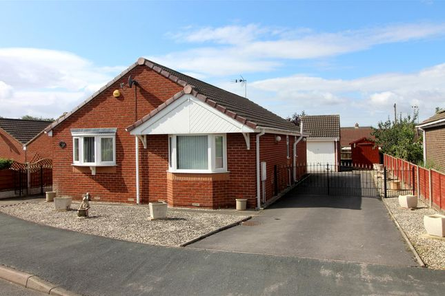 Thumbnail Detached bungalow for sale in South Parade, Leven, Beverley