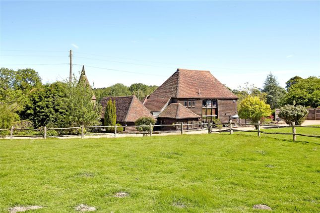 Thumbnail Detached house for sale in Bells Yew Green, Tunbridge Wells, East Sussex