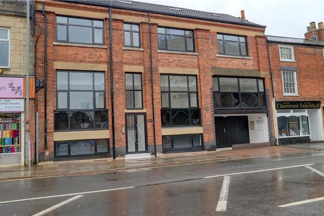 Flat for sale in Baxter Gate, Loughborough, Leicestershire