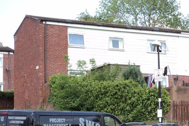 Thumbnail Semi-detached house for sale in Llys Celyn, Newtown