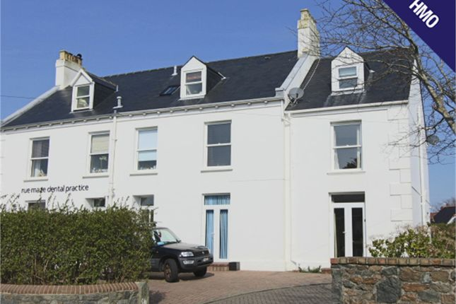 4 bed terraced house for sale in Rue Maze, St. Martin, Guernsey