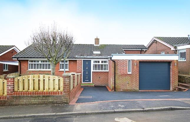 Thumbnail Bungalow for sale in Ennerdale Avenue, Halfway, Sheffield, South Yorkshire