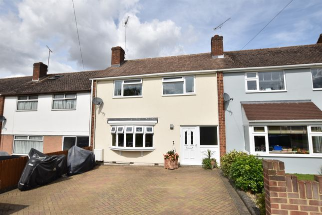 Thumbnail Terraced house for sale in Church View, Banbury