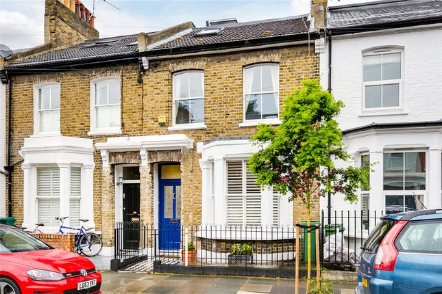 Thumbnail Terraced house for sale in Broughton Road, London