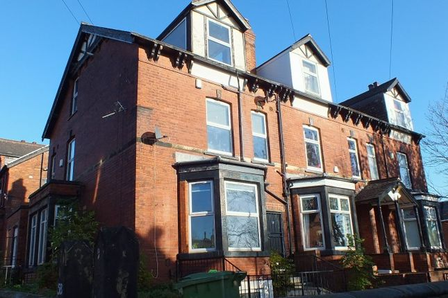 Thumbnail Terraced house to rent in Chestnut Avenue, Headingley, Leeds
