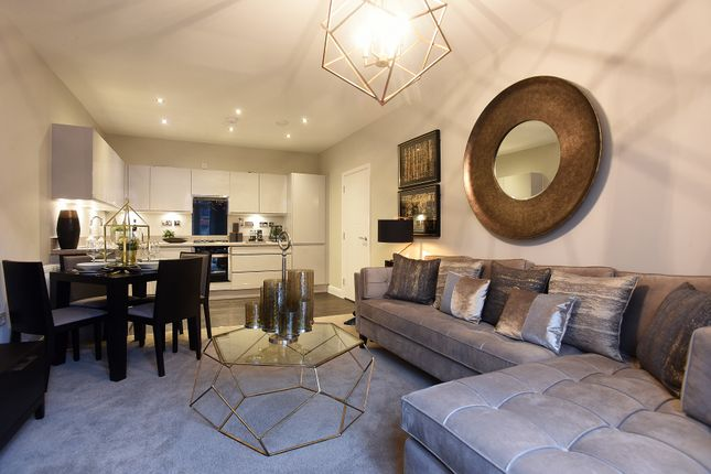 Thumbnail Flat for sale in Apt 1 Hestercombe House, Garden Square East, Dickens Heath