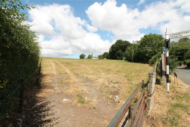 Land for sale in Addingham Glebe, Little Salkeld, Penrith, Cumbria