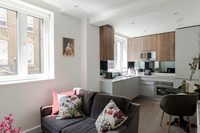 Thumbnail Flat to rent in Eric Street, London