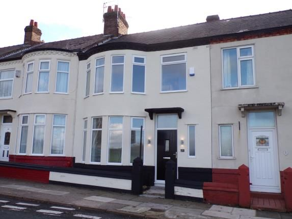 Thumbnail Terraced house for sale in Grant Avenue, Liverpool, Merseyside