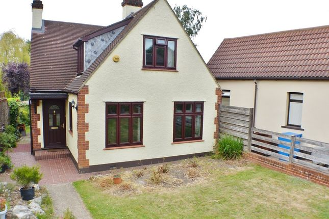 Thumbnail Detached house to rent in Honeypot Lane, Brentwood