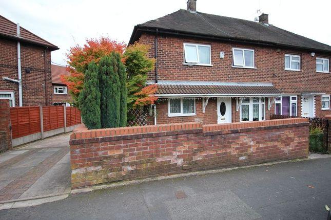 Thumbnail Semi-detached house for sale in Grayshott Road, Tunstall, Stoke-On-Trent, Staffordshire
