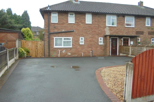 Thumbnail Semi-detached house for sale in Spring Terrace Furnace Lane, Trench, Telford