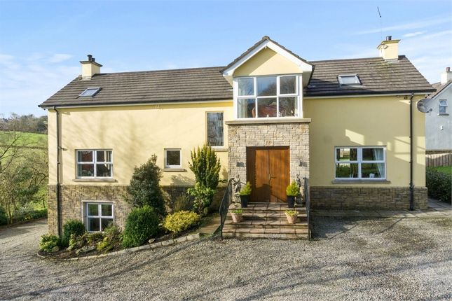 Thumbnail 4 bed detached house for sale in Clonetrace Road, Broughshane, Ballymena, County Antrim