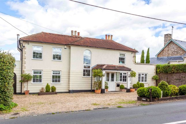 Thumbnail Detached house for sale in Manor Road, Lambourne End