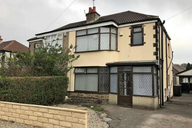 Thumbnail Semi-detached house to rent in Ederoyd Avenue, Pudsey