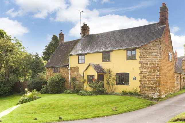 Thumbnail Detached house for sale in Back Lane, Oxhill, Warwick