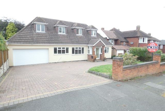 Thumbnail Detached bungalow for sale in Darnick Road, Sutton Coldfield