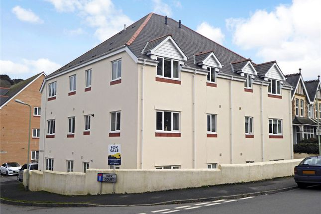 Thumbnail Flat for sale in Park Court, Ilfracombe