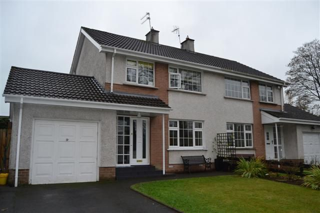 3 bedroom semi-detached house for sale in 2 Temple Court, Lylehill Road, Templepatrick, Co. Antrim