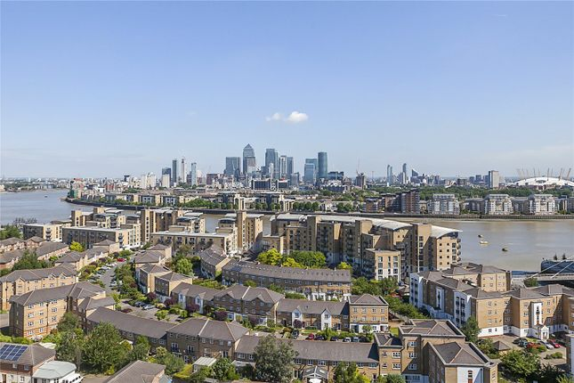 Thumbnail Flat for sale in Vertex Tower, 3 Harmony Place, London