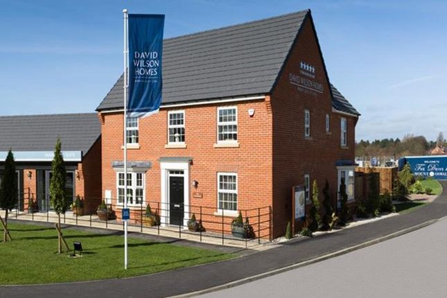 "Thumbnail Detached house for sale in ""Bradgate"" at Ellerbeck Avenue, Nunthorpe, Middlesbrough"