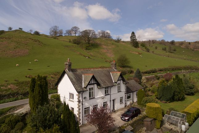 Thumbnail Detached house for sale in Stamp Howe, Troutbeck, Windermere