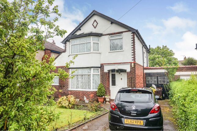 Thumbnail Detached house for sale in Chester Road, Helsby