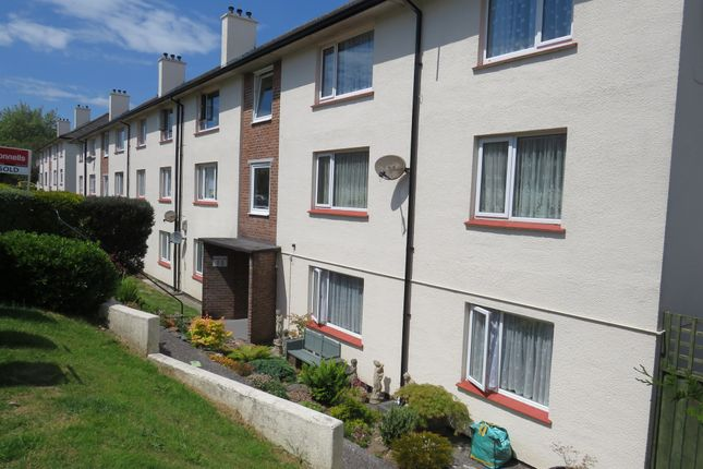Thumbnail Flat for sale in Fegen Road, St Budeaux, Plymouth