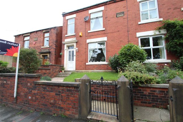 Thumbnail Semi-detached house for sale in Whitelees Road, Littleborough, Rochdale, Greater Manchester