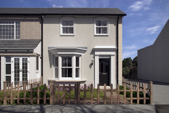 Thumbnail Semi-detached house for sale in Whitehill Road, Gravesend