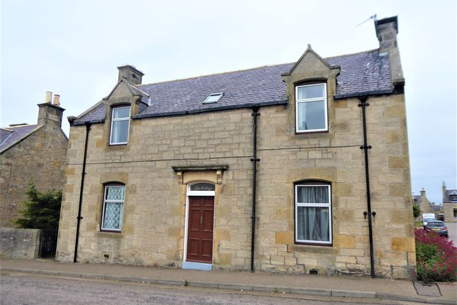 Thumbnail Detached house for sale in Kimberley Street, Lossiemouth