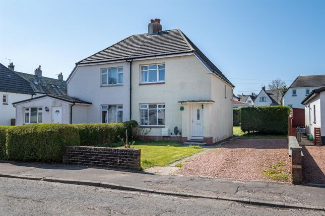 Thumbnail Property for sale in Kirkton Drive, Eaglesham, Glasgow