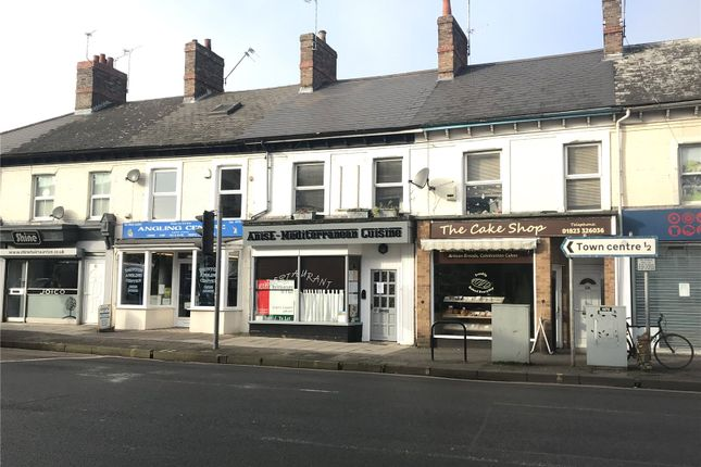 Thumbnail Restaurant/cafe for sale in Station Road, Taunton, Somerset