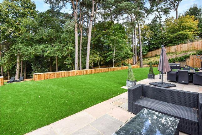 Rear Garden of Heath Rise, Camberley, Surrey GU15