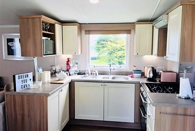 Kitchen of Littlesea Holiday Park, Lynch Lane, Weymouth DT4