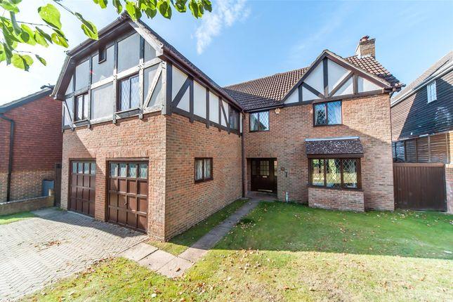 Thumbnail Detached house for sale in Ely Gardens, Tonbridge, Kent