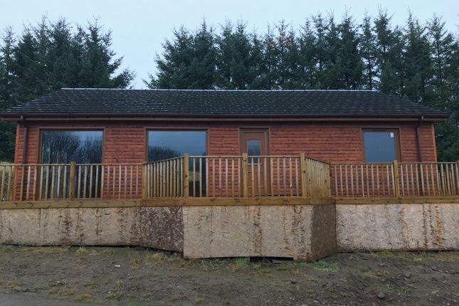 Thumbnail Detached house for sale in Braehead Park, Hillview Lodges, Kinross, Perth & Kinross