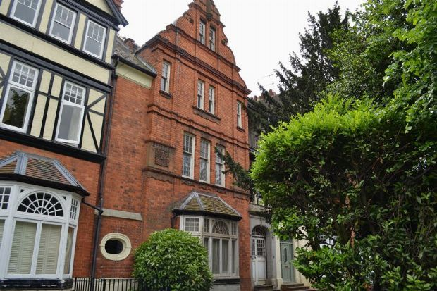 Thumbnail Town house for sale in East Park Parade, Kingsley, Northampton