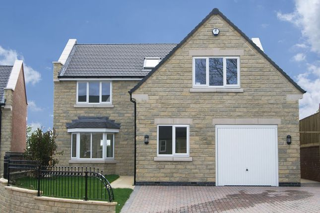 Thumbnail Detached house for sale in The Hollins, Tarry Fields Court, Crich, Derbyshire
