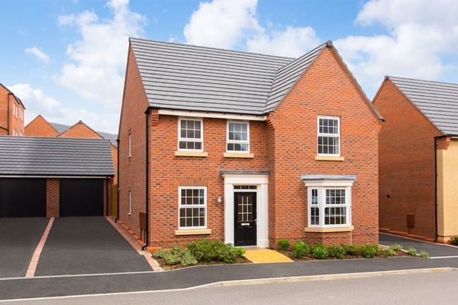 Thumbnail Detached house for sale in Romans Quarter, Dunsmore Avenue, Bingham